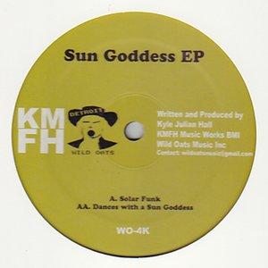 Image for 'Sun Goddess EP'