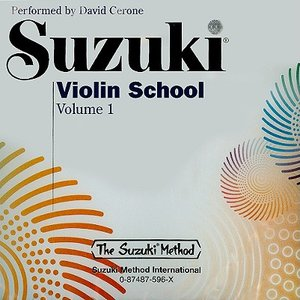 Image for 'Suzuki Violin School, Volume 1 (David Cerone)'