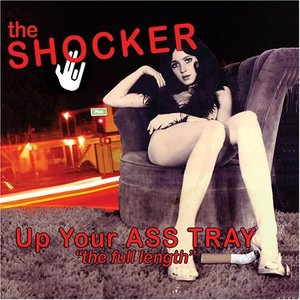 """""""Up Your Ass Tray (The Full Length)""""的封面"""