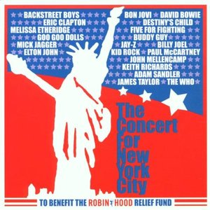 Image for '911 Tributes: The Concert for NYC (disc 2)'