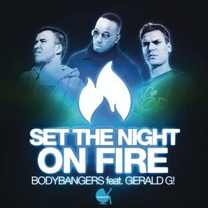 Image pour 'Set The Night On Fire (feat. Gerald G!)'