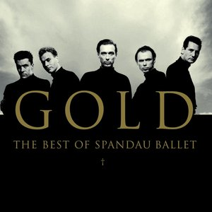 """Gold: The Best of Spandau Ballet""的封面"
