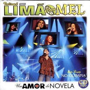 Image for 'Um Amor De Novela - Ao Vivo No Olympia'