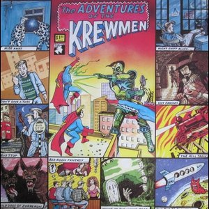 Image for 'Adventures Of The Krewmen'