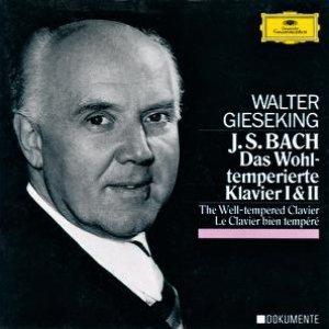 Imagem de 'Bach: The Well-Tempered Clavier Book I& II BWV 846-893'