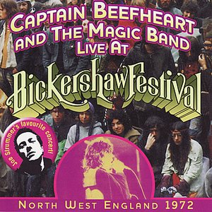 Image for 'Captain Beefheart Live at Bickershaw 1972'