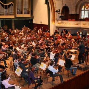 Image pour 'Ljubljana Radio Symphony Orchestra'