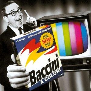 """""""Baccini a colori""""的封面"""