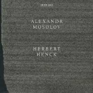 Image for 'Alexandr Mosolov'