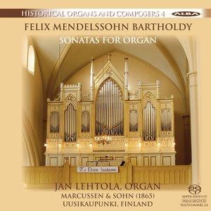 Image for 'Mendelssohn: Historical Organs & Composers, Vol. 4'