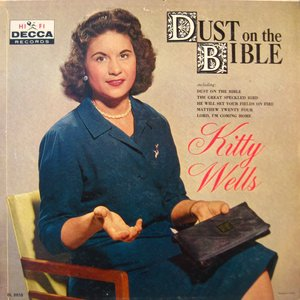 Image for 'Dust on the Bible'