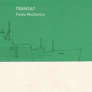 """""""Futile Mechanics""""的封面"""