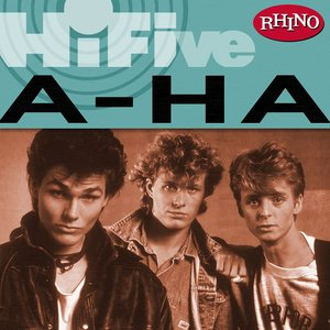 """""""Rhino Hi-Five: A-Ha""""的封面"""