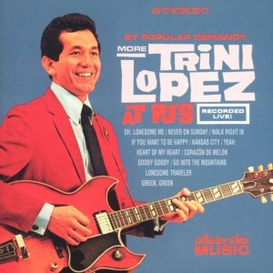 Image for 'More Trini Lopez at PJ's'