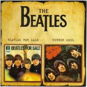 Image for 'Beatles for Sale - Rubber Soul'