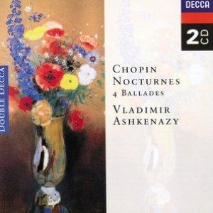 Immagine per 'Chopin: Nocturnes; Four Ballades'