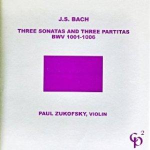 Immagine per 'Partita #2 in d Minor, BWV 1004: Chaconne'