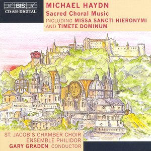 Image for 'Haydn, M.: Sacred Choral Music'