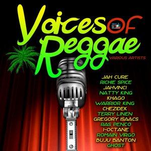 Image for 'Voices of Reggae'