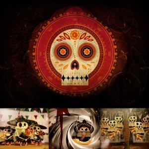 Bild für 'Música Tradicional de Dia de Muertos'