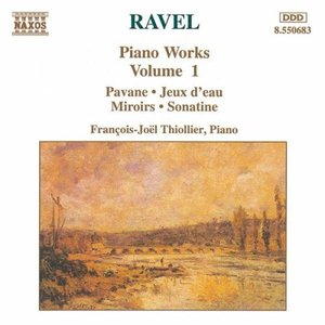 Image for 'RAVEL: Piano Works, Vol.  1'