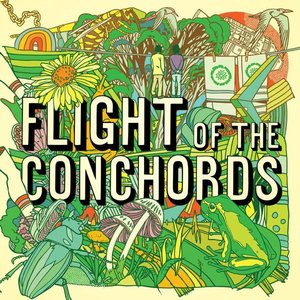 Imagem de 'Flight of the Conchords'