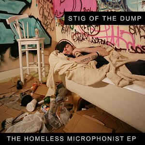 Image for 'The Homeless Microphonist EP'