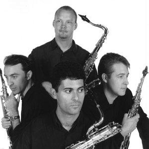 Bild für 'Transcontinental Saxophone Quartet'