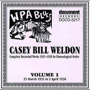Image for 'Casey Bill Weldon Vol. 1 1935-1936'