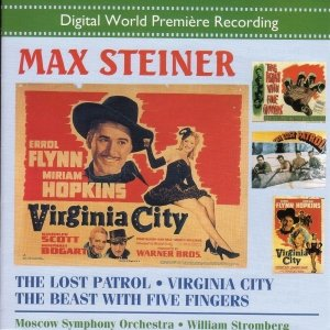 Image for 'STEINER: The Lost Patrol / Virginia City'