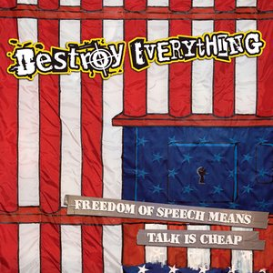 Image for 'Freedom of Speech Means Talk Is Cheap'