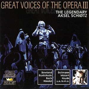 Image for 'Great Voices Of The Opera Vol. 15'