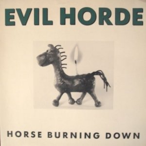 Imagem de 'Horse Burning Down'