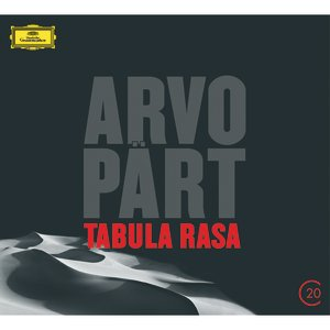 Image for 'Pärt: Tabula Rasa; Fratres; Symphony No. 3'
