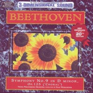 Image for 'Symphony No 9: Adagio molto e cantabile. Andante moderato'