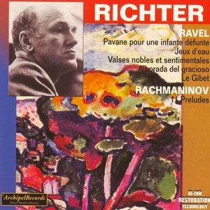 Bild für 'Ravel & Rachmaninov : Preludes'
