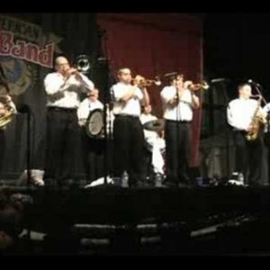 Image for 'The New American Brass Band'