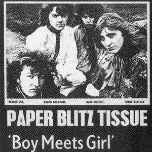 Image for 'Paper Blitz Tissue'
