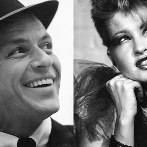 Immagine per 'Frank Sinatra & Cyndi Lauper'