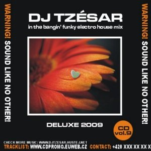 Image pour 'Bangin' Funky Electro House Deluxe 2009 (Clubstars CD vol.9)'