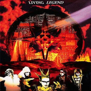Image pour 'LIVING LEGEND'