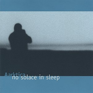 """No Solace in Sleep""的封面"