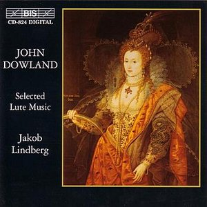 Image pour 'DOWLAND: Selected Lute Music'