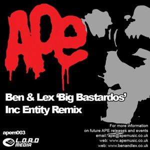 Image for ''Big Bastardos / Entity Remix' [APEM003]'