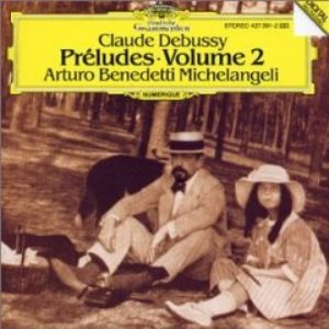 Image for 'Claude Debussy - Preludes Volume 2'