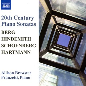 Image for 'Berg / Hindemith / Hartmann: Piano Sonatas / Schoenberg: 3 Piano Pieces'