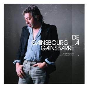 Image for 'De Gainsbourg A Gainsbarre'