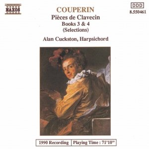 Image pour 'COUPERIN, F.: Suites for Harpsichord Nos. 13, 17 , 18 & 21'