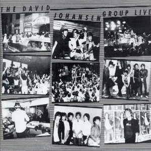 Imagem de 'The David Johansen Group Live'