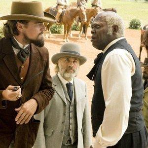 Image for 'Samuel L. Jackson, Leonardo DiCaprio & Christoph Waltz'
